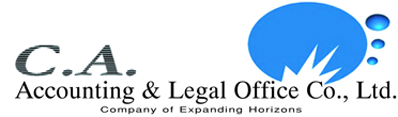 C.A. ACCOUNTING & LEGAL OFFICE CO., LTD.